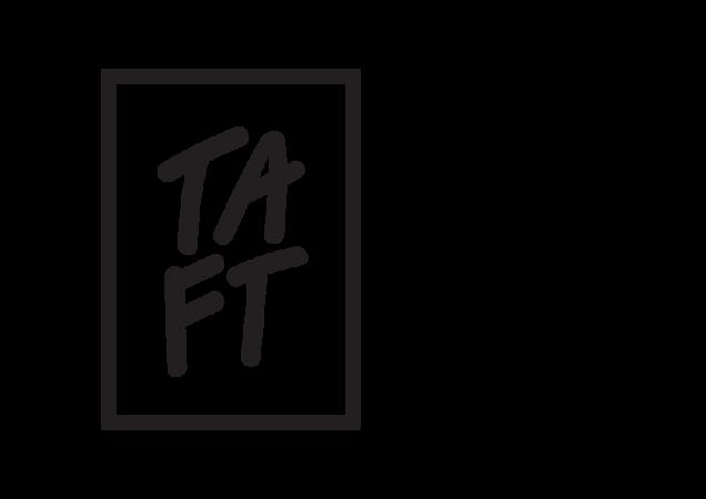TAFT logo 30 YEARS___Choice 1 - black